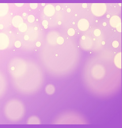 Creative bokeh abstract texture colorful blur vector