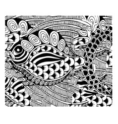 Zentangle vector