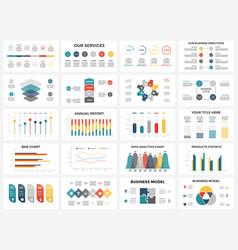 Arrows infographic diagram chart graph vector