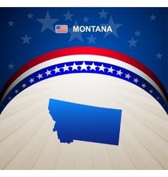 Montana vector
