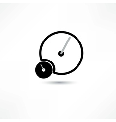 Speed icon vector