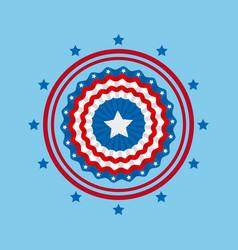 United states of america design vector