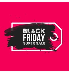 Black Friday Sale Abstract background Grunge vector image vector image
