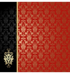 regal background vector image vector image