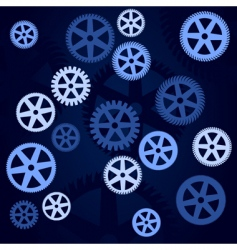 Gear wheel3 vector