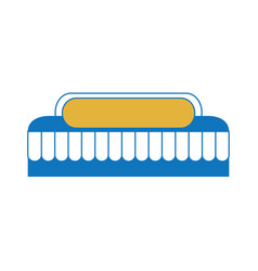 store tent icon vector image