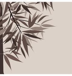 Bamboo vector image