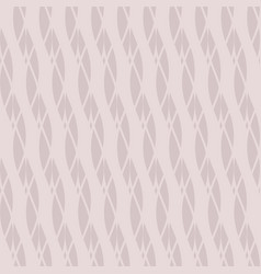 subtle pink seamless pattern with diagonal ropes vector image
