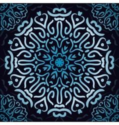 Luxury ornamental abstract wallpaper vector image vector image