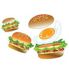 3 burger vector