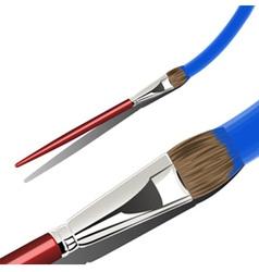 Artist Paint Brush vector