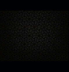 black abstract gradient background with geometric vector image