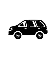Car vehicle transport vector image