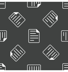 Document pattern vector image