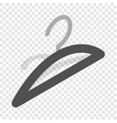 hanger isometric icon vector image