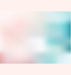 abstract blurred blue and pink background vector image