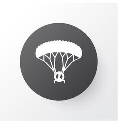Paraplane icon symbol premium quality isolated vector