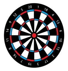 target zelena3 vector image