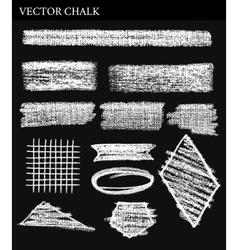 Chalk Tone Value vector image