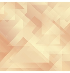 Abstract Orange Pattern vector image