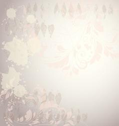 floral background EPS 10 vector image