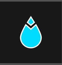 guppy icon vector image