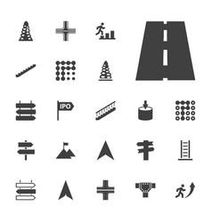 22 way icons vector