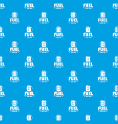 canister pattern seamless blue vector image