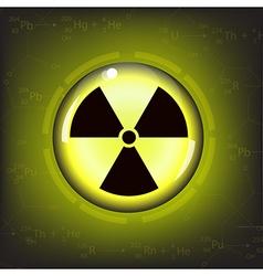 radioactive3 vector image