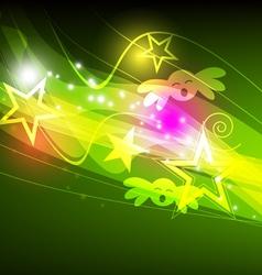 festival background design vector image vector image