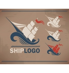 Ship on the wave vector