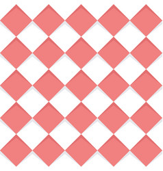 geometric seamless squares pattern vector image