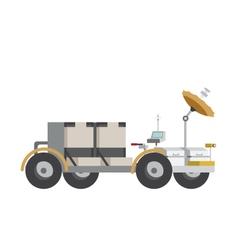 Lunar-rover vector
