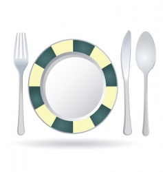 Plate vector