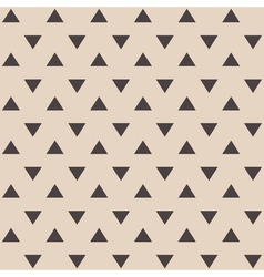 Seamless pattern in retro style vector image vector image