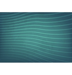 Blueeprint style waves package background vector image