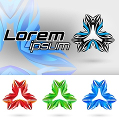 element form vector image vector image