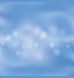 Abstract blur air background blue sky wallpaper vector