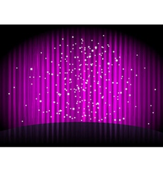 stripes and stars vector image vector image