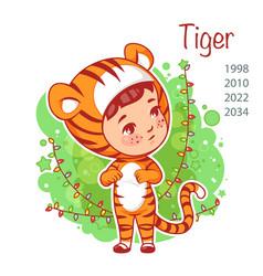 chinese year symbol vector image