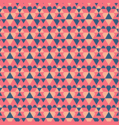 geometric seamless pattern background decorating vector image