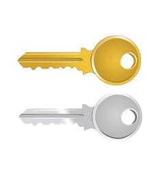 Two keys vector