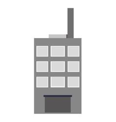 building contsrction icon design vector image