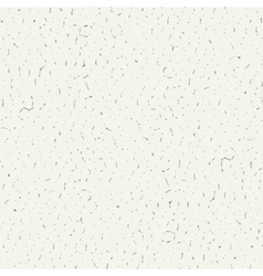 Seamless cracked surface background vector image vector image