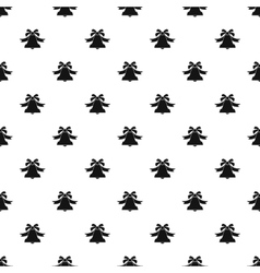 Bell pattern simple style vector