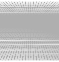 Grey Technology Background Pixel Pattern vector