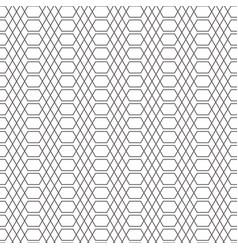 Lattice graphic seamless pattern vector
