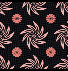 Ornament pattern tile vector