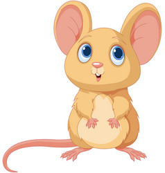 Cute mice vector