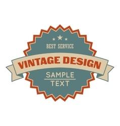 Sale vintage design banner vector